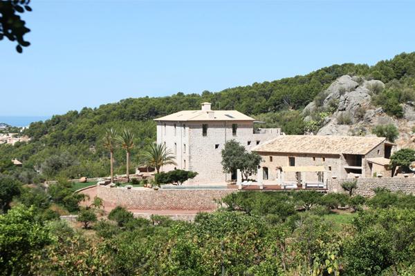 View maison Mallorca