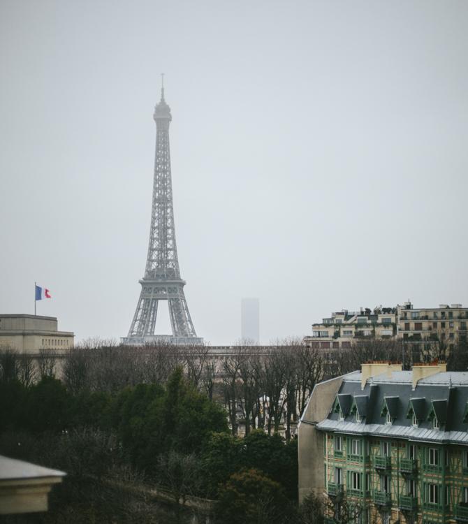 Eiffel Tower post