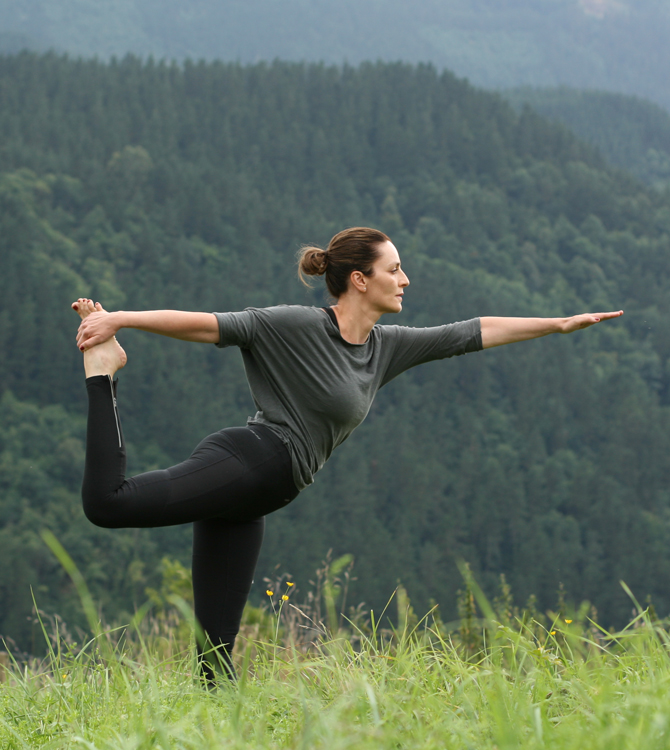 Yoga Alps retreat Article
