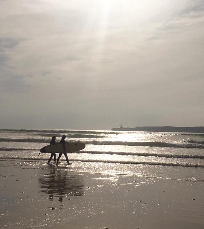 Surf post Maroc